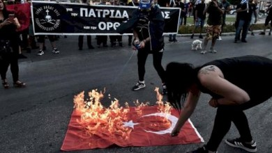 Photo of Kemlu Turki: Yunani Tunjukkan Permusuhannya pada Islam dan Turki