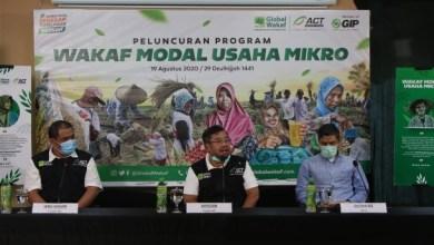 Photo of Bantu UMKM, ACT Luncurkan Program Wakaf Modal Usaha Mikro