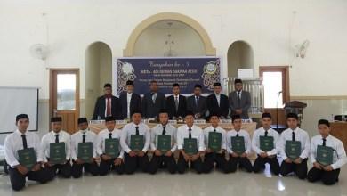 Photo of ADI Dewan Dakwah Aceh Gelar Tasyakuran Angkatan ke-5