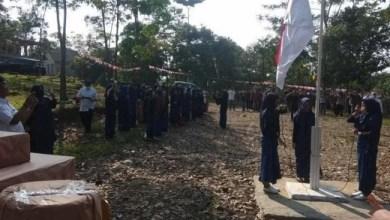 Photo of Masyarakat Badui Muslim Gelar Upacara HUT ke-75 RI di Kaki Gunung Kendeng