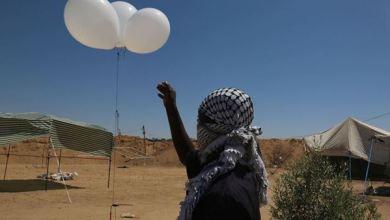 Photo of Balon Api Pemuda Gaza Picu Kebakaran di Puluhan Lokasi Permukiman Zionis