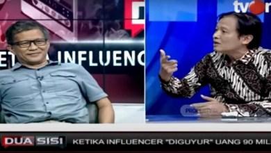 Photo of Staf Ahli Menkominfo Sebut Yosi Project Pop sebagai Ketua Influencer Pemerintah