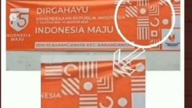 Photo of Logo HUT RI Mirip Salib, Wasekjen MUI: Usut Aktor Pembuatnya