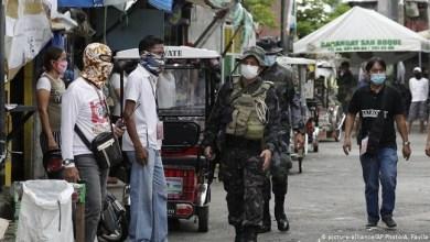 Photo of Kasus COVID-19 Naik Lima Kali Lipat, Filipina Kembali Lockdown