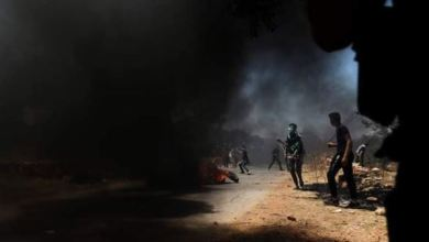 Photo of Pertahankan Wilayah, Puluhan Warga Palestina Terluka Hadapi Penjajah Israel