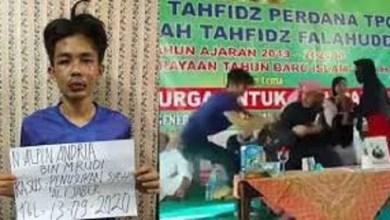 Photo of Polisi: Tersangka Penusuk Syekh Ali Jaber Negatif Narkoba dan Tidak Gila
