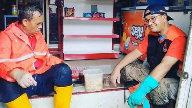 Photo of Kenangan Anies: Saefullah Pribadi Saleh, Pekerja Keras dan Pemurah