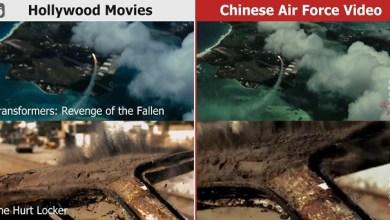 Photo of Video Propaganda Militer China Pakai Cuplikan Film Hollywood