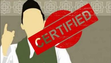 Photo of Penceramah Disertifikasi, Untuk Apa?