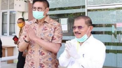 Photo of Buntut Pernyataan Puan, Pasangan Mulyadi-Ali Mukhni Kembalikan SK Dukungan PDIP