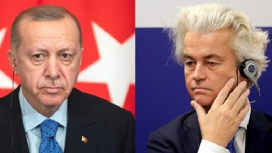 Photo of Erdogan Gugat Politisi Anti-Islam Belanda Geert Wilders