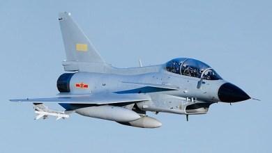 Photo of Jet Tempur China Dijatuhkan oleh Seekor Burung