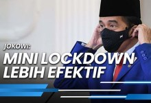 Photo of Mini Lockdown, Istilah Baru Lagi?
