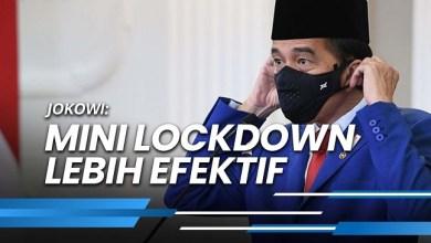Photo of Mini Lockdown, Istilah Baru Lagi?