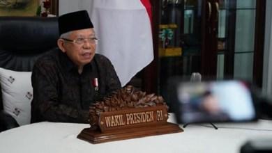 Photo of Kiai Ma'ruf Amin Dapat Penghargaan Tokoh Syariah 2020