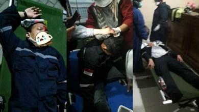 Photo of Relawan Medisnya Dipukul Polisi Saat Aksi 1310, MDMC Minta Penjelasan Polda Metro Jaya
