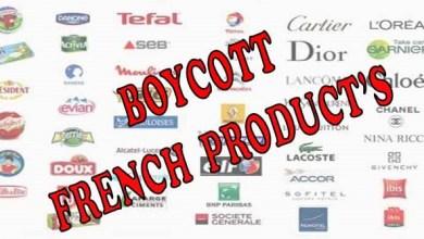 Photo of MUI: Boikot Produk Prancis!
