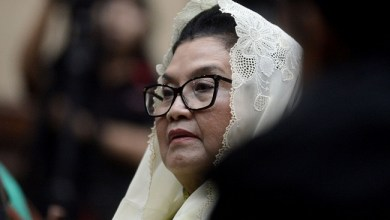 Photo of Mantan Menkes Siti Fadilah Supari Bebas dari Penjara