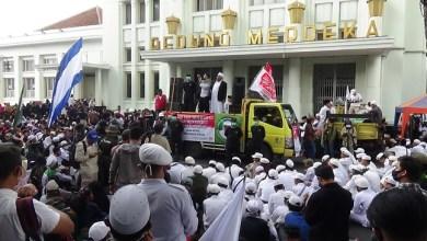 Photo of Aksi 411 Bandung: Bela Nabi Muhammad Saw dan Persiapan Sambut HRS