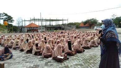 Photo of 200 Santri Elkisi Mojokerto Ikuti Latihan Siaga Bencana
