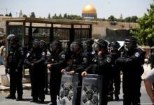 Photo of Polisi Israel Larang Warga Palestina Shalat di Masjid Al-Aqsa