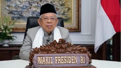 Photo of Wapres Kiai Ma'ruf: Agama adalah Agama, Terorisme adalah Terorisme