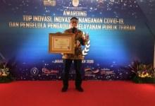 Photo of RSUD Tarakan Milik Pemprov DKI Raih Penghargan dari Kemenpan-RB