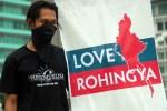 Aksi Kemanusiaan Love Rohingya