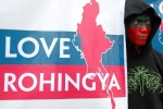Aktivis Indonesia Kutuk Keras Genosida Warga Rohingya
