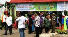 10092012 Pintu gerbang masuk anjungan Jakarta Utara
