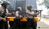 Beredar Isu Perintah Tembak Ditempat, Aktifis HAM: Polisi Tidak Boleh Bawa Peluru Tajam