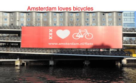Jalur Sepeda di Amsterdam 05 - SuaraJakarta.com