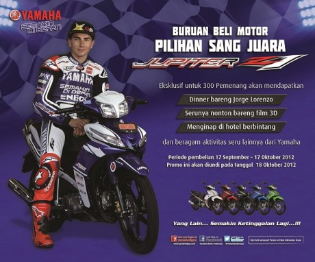 Meet & Greet Jorge Lorenzo - SuaraJakarta.com