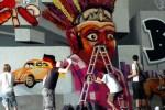 Aksi Mural Seniman Jakarta dan Berlin
