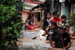 Tebet Kebanjiran, Akhirnya Jokowi Datang Juga