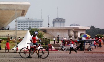 Monumen Nasional.