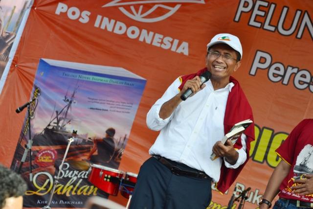 Suara Jakarta - Novel Surat Dahlan Iskan & Gerakan Demi Indonesia