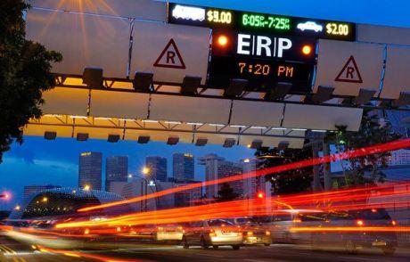 Suara Jakarta - Ilustrasi Electronic Road Pricing