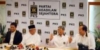 Optimis 3 Besar, PKS Partai Pertama yang Daftarkan Tim Kampanye