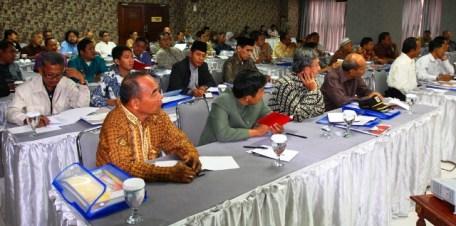 Peserta Acara FGD Tentang Penguatan DPD RI, Sabtu (27/04/13) di Jakarta