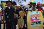 Aksi Unjuk Rasa KPOP Menyambut Hari Tani Nasional