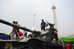 TNI Gelar Pameran Alat Utama Sistem Senjata di Monas