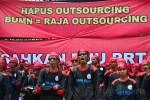 May Day Masih Fokus Isu Outsorching dan Kesejahteraan Buruh