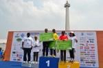 10 Ribu Peserta Ikuti Jakarta Marathon Festival 2013