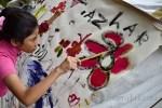 Meriahnya Pasar Seni Jakarta 2013 di Senayan
