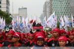 Resmi Diumumkan, Buruh Se-Indonesia Tolak Kenaikan BBM
