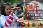 Bajigur Gratis di Kampanye Go Pangan Lokal