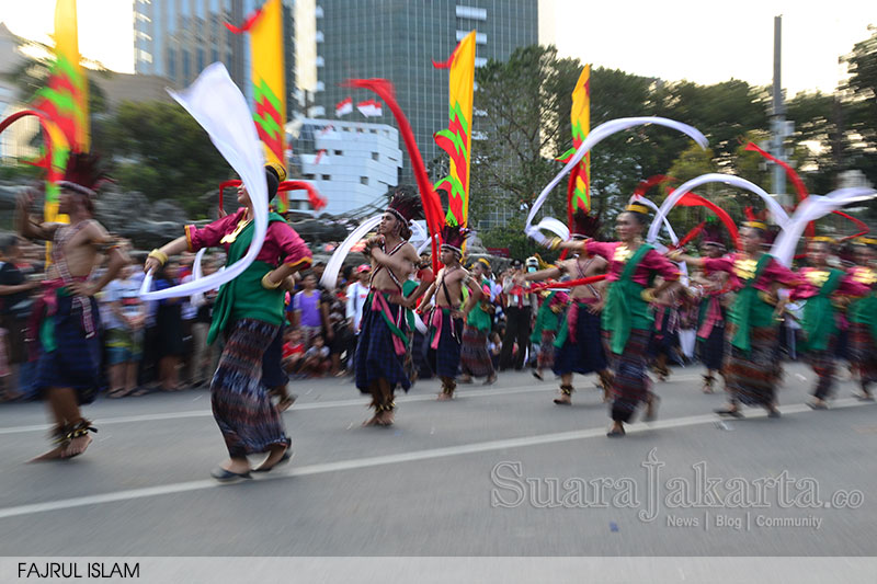 6-suara-jakarta-parade-budaya-hut-kemerdekaan-RI-69