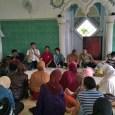 Dewan Kota Jakarta Pusat, Ardy Purnawan Sani saat Sosialisasi Kampung Deret di Bendungan Hilir.
