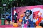 Pesta Kostum Horor di Jakarta Halloween Festival 2014